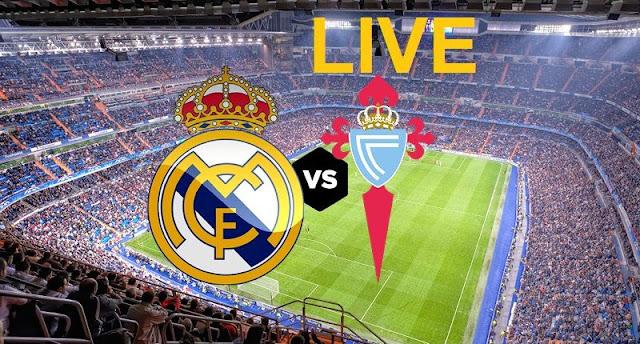 موعد مباراة ريال مدريد وسيلتا فيغو بث مباشر بتاريخ 16-02-2020 الدوري الاسباني