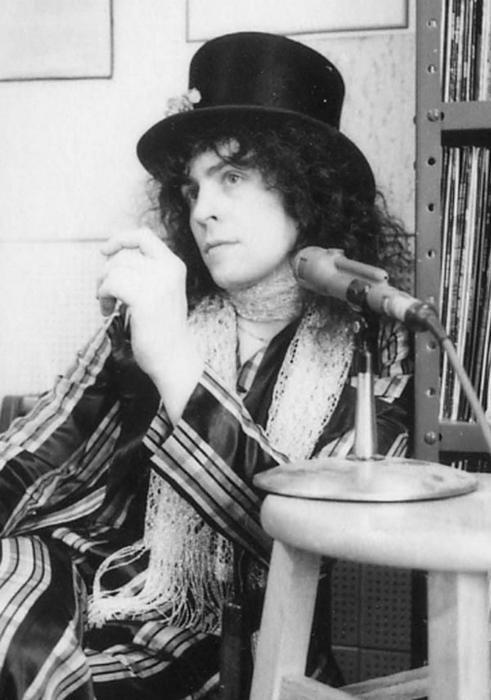 Headstart Hats Marc Bolan In A Top Hat