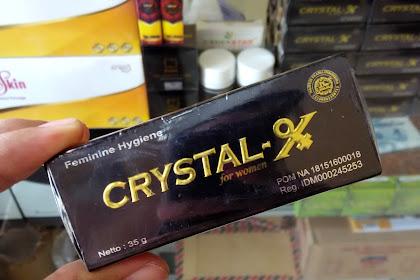 Harga Crystal x Asli Murah? Ini Bedanya Dengan Yang Palsu