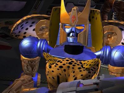 Transformers Beast Wars Cheetor