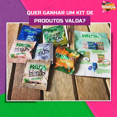 Participe e Concorra a um Kit de Pastilhas Valda