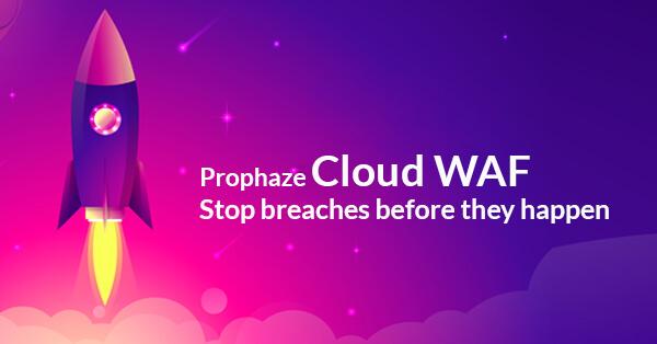 Cloud WAF