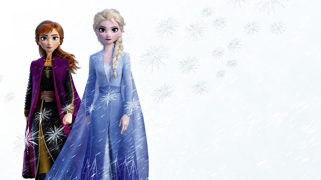 Frozen 2 Movie Wallpapers