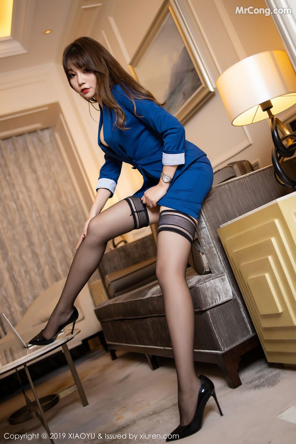 XiaoYu Vol. 2005: Booty (芝芝) (73 photos)