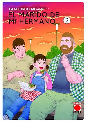 Manga: Reseña de El marido de mi hermano Vol.2 de Gengoroh Tagame - Panini Comics
