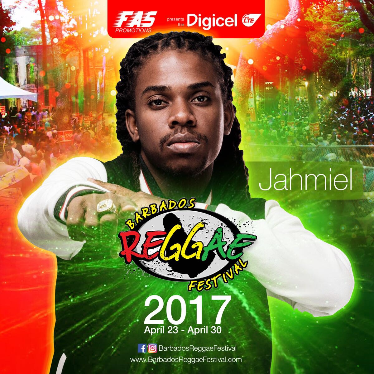 Strongest Soldier Artist Jahmiel Confirmed For Reggae on the