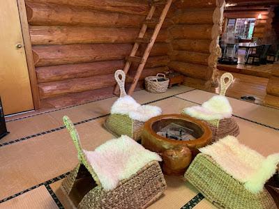 ヒマーリカフェ 畳部屋
