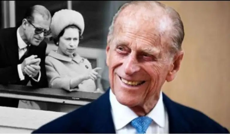 British authorities are asking citizens not to attend Prince Philip's burial