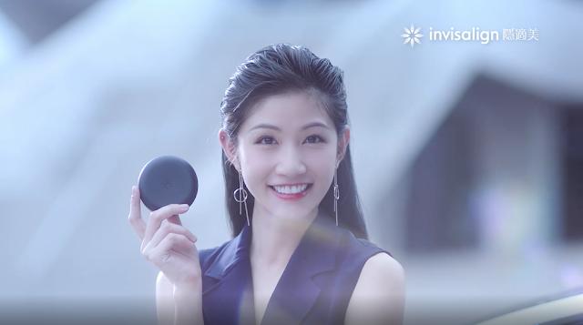 李千那用甜美笑容詮釋3S 智慧科技