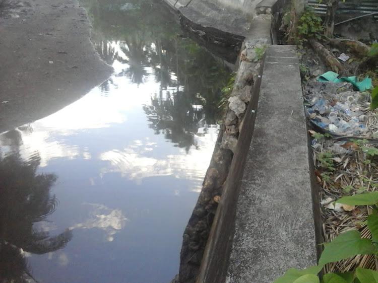 Respon Info Tanggul Jebol Wartawan Susuri Sungai Bua-Bua Timur