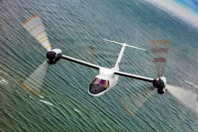 Japan evaluates Leonardo AW609 tiltrotor