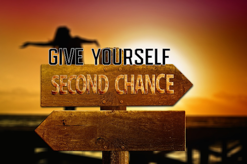 love failure : give yourself a second chance