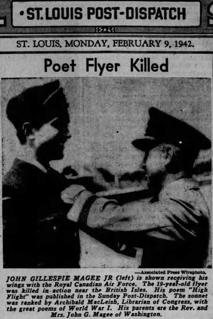 St. Louis Dispatch on 9 February 1942, worldwartwo.filminspector.com