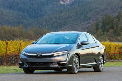 2020 Honda Clarity Review, Specs, Price