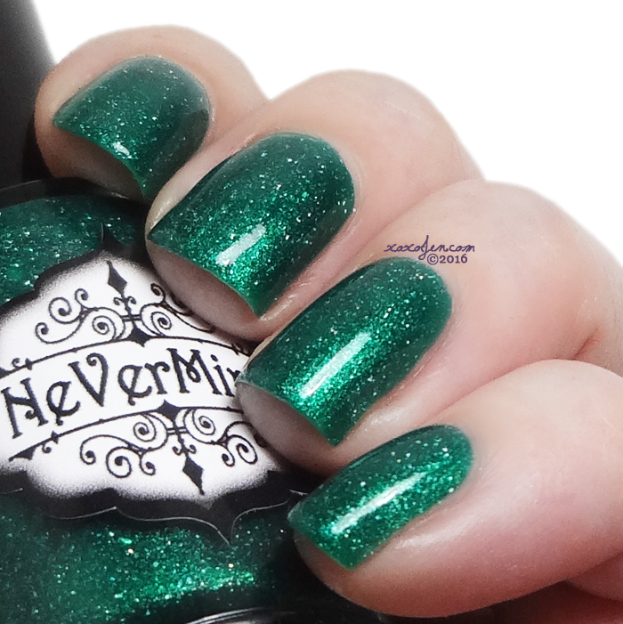xoxoJen's swatch of Nevermind Princess Ozma