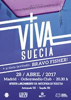 Viva Suecia y Bravo Fisher en Ochoymedio