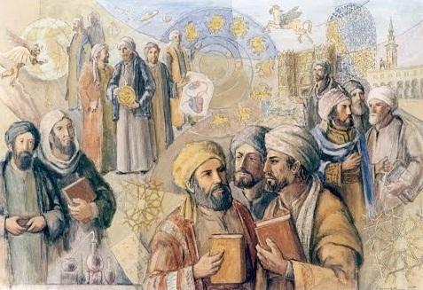 أشهر العلماء العرب