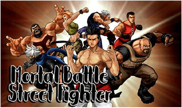 Mortal battle- Street fighter