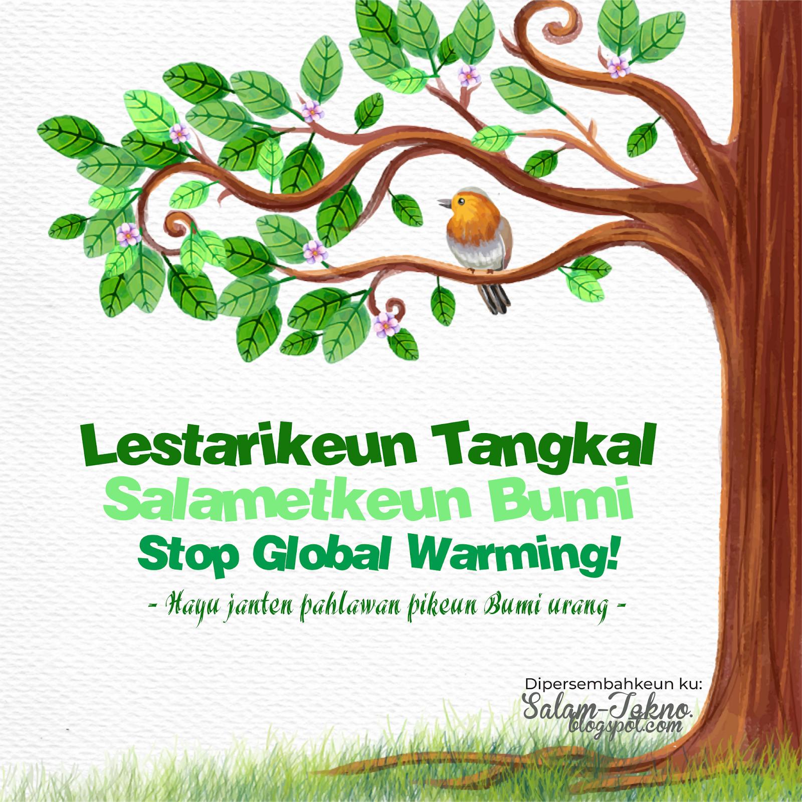 Iklan Layanan Masyarakat Bahasa Sunda Beserta Gambarnya Salam Tekno