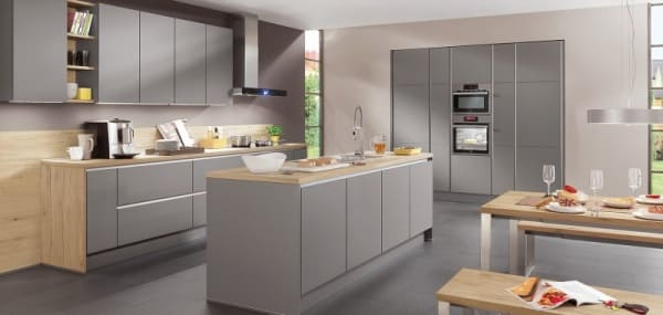 Modern wooden kitchens and the latest great designs with pictures