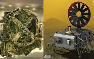Ρόβερ εμπνευσμένο από τον μηχανισμό των Αντικυθήρων προορίζεται για την Αφροδίτη