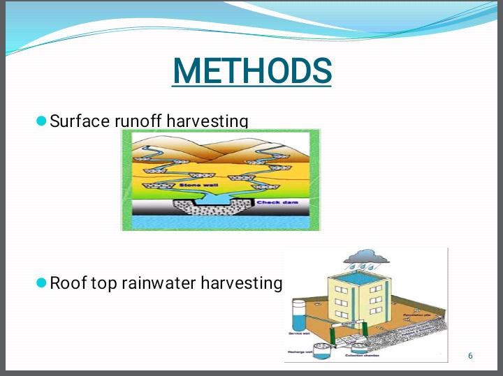 PPT ON RAINWATER HARVESTING