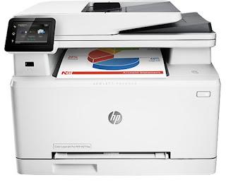 HP Color LaserJet Pro MFP M277dw Driver Download For Mac