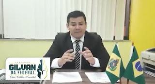 Vereador Gilvan da  Federal do Espírito Santos pede prisão de deputados federais em noticia crime confira