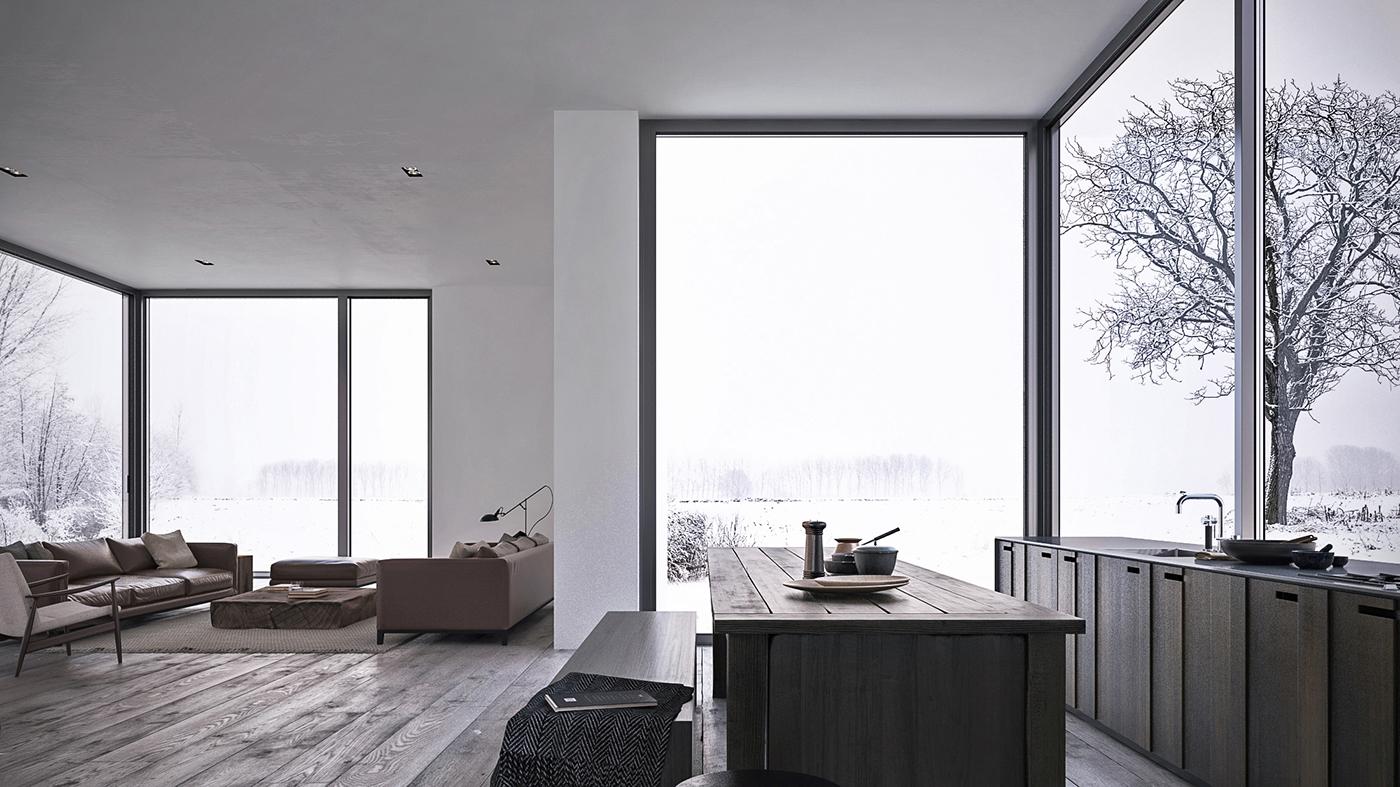 Nom d 39 une maison minimaliste sans besoin de plus for Maison minimaliste
