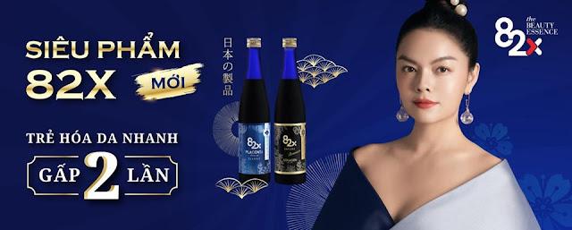 Nước uống đẹp da 82X 'thần dược' chống lão hóa là quảng cáo lừa đảo, vi phạm pháp luật?