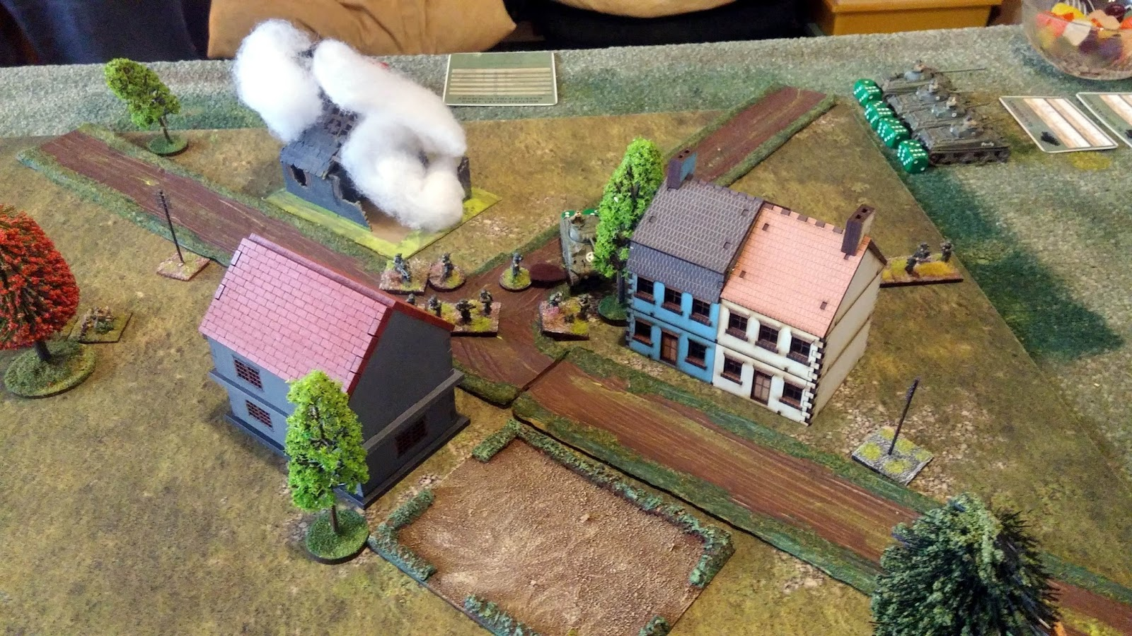 Sgt Steiner\'s Wargaming Blog: Battle Group: Market Garden scenario ...