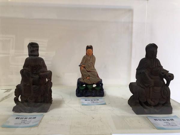 小西天神像雕刻技藝傳承六代 吳清波、吳翔宇父子聯展