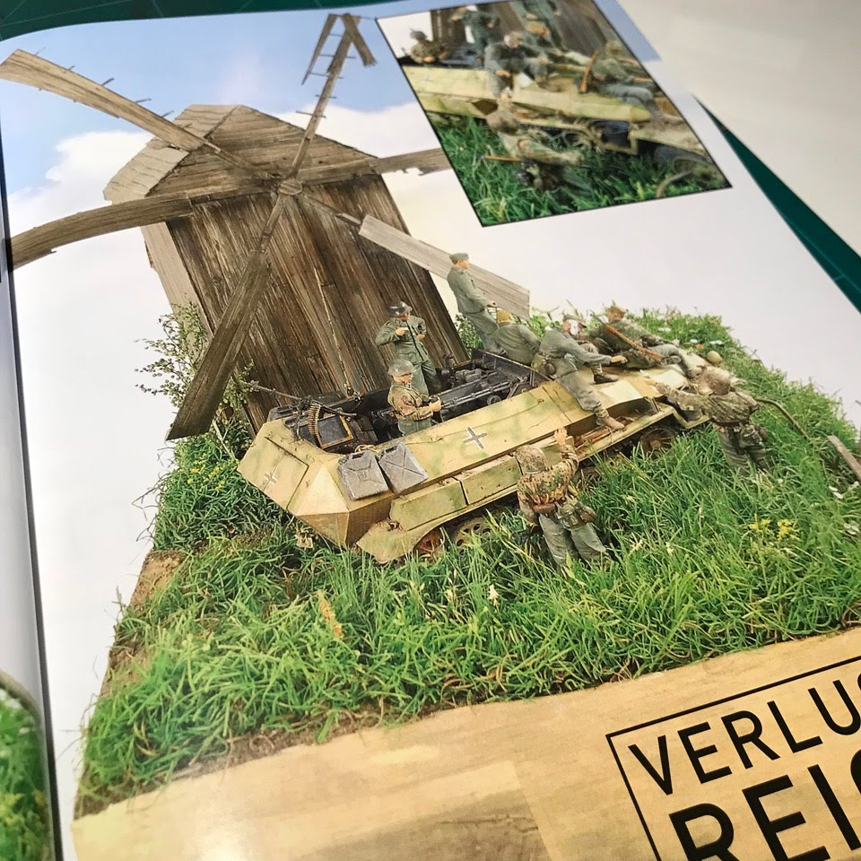 TRENCH RUNNER REVIEW: Meng's AFV Modeller Magazine Issue 96