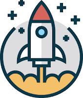 TBH Creative rocketship