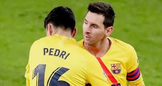 OptaJose: Messi and Pedri make history at new San Mames as Barca beat Athletic