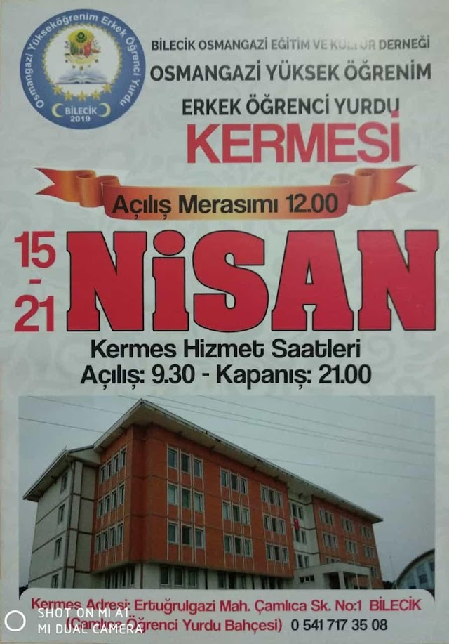 Bilecik Osmangazi Kermesi