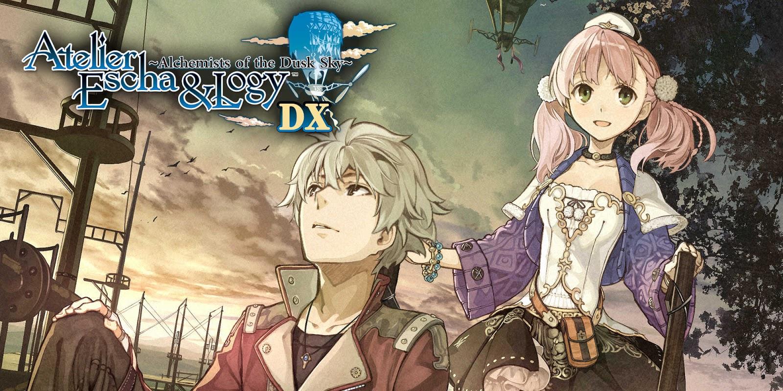 atelier-escha-and-logy-alchemists-of-the-dusk-sky-dx