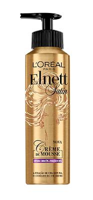 Elnett Crème de Mousse Caracóis