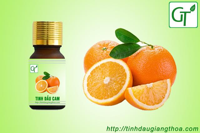 Tinh dầu cam ngọt nguyên chất (Orange Essential Oil)