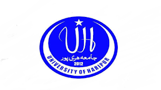 The University of Haripur Nov 2020 Latest Jobs in Pakistan 2020 - Online Apply - www.uoh.edu.pk/jobs-careers