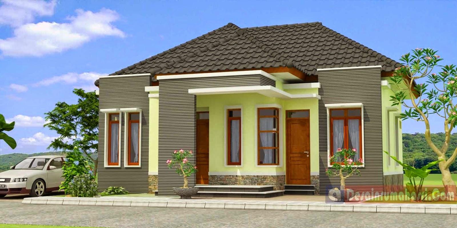 322+ Contoh Desain Atap Rumah Jure Terlihat Keren