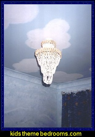underwater bedrooms cloud ceiling