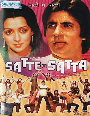 Satte Pe Satta 1982 Hindi 480p WEB-DL 450MB