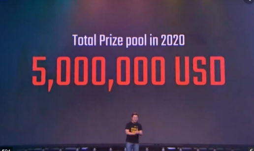 Biggest PUBG Mobile Esports tournament of $5 Million Prize is coming on 2020