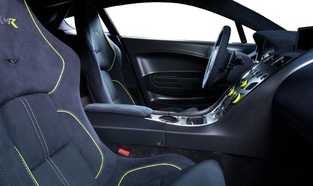 2018 Aston Martin Vantage AMR Pro Concept