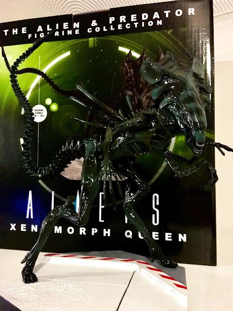 Eaglemoss Alien and Predator collection Special Edition 1 Alien Xenomorph Queen