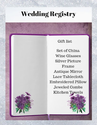 6 Things To Keep In Mind When Creating Your Registry List -  Wedding Soiree Blog by K'Mich, Philadelphia's premier resource for wedding planning and inspiration