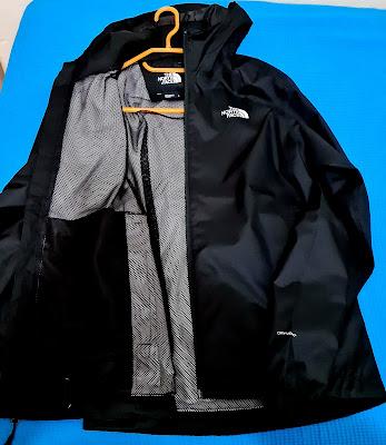 The North Face Quest Softshell Erkek Kapüşonlu Yağmurluk (DryVent)