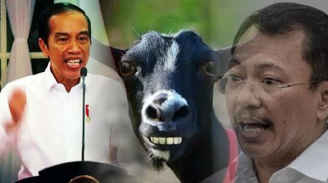 Dana Covid-19 yang Diributkan Jokowi Ternyata Belum Diterima, Kemenkes Terlanjur Jadi Kambing Hitam