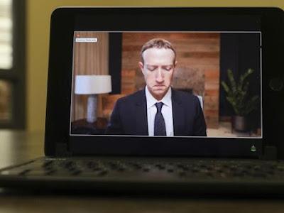 Mark Loses his netwoth to $7 billion, Locks all social media